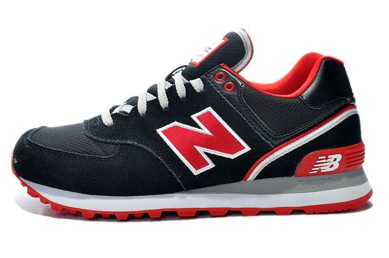 new balance noir et rouge