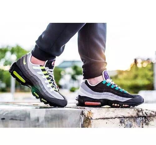 Nike Air Max 95 Blanche Pas Cher