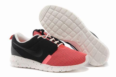Nike Roshe Run Bordeaux Pas Cher